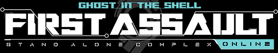 Ghost in the Shell Stand Alone Complex First Assault Online